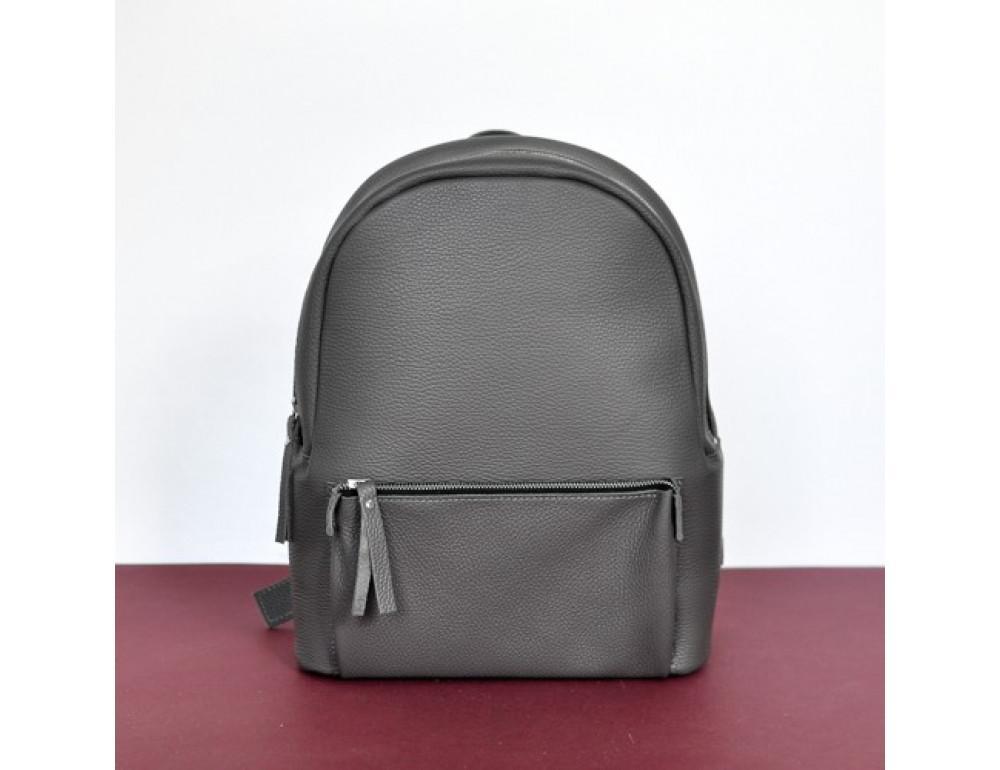 Кожаный рюкзак jizuz PILOT DARK-GRAY
