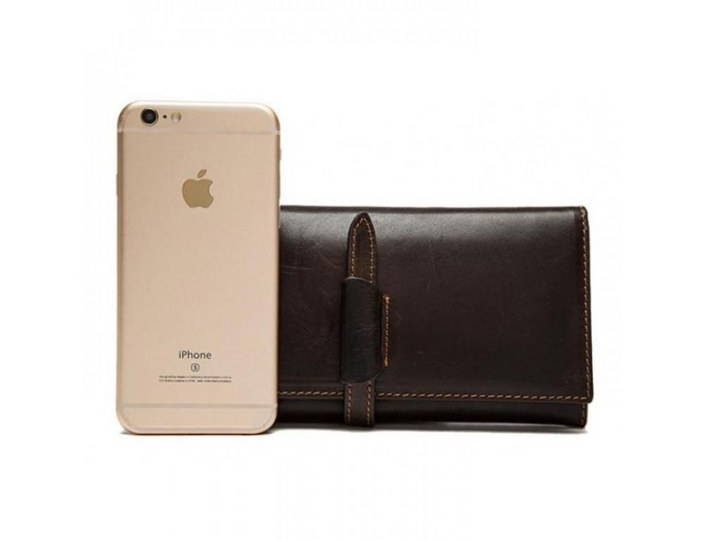 Кожаный кошелёк MS MS040B - Фотографія № 6
