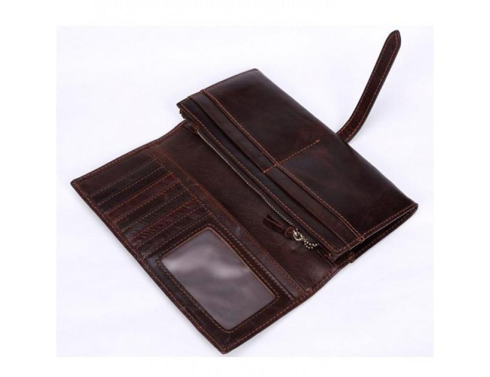 Кожаный кошелёк MS MS040B - Фотографія № 7