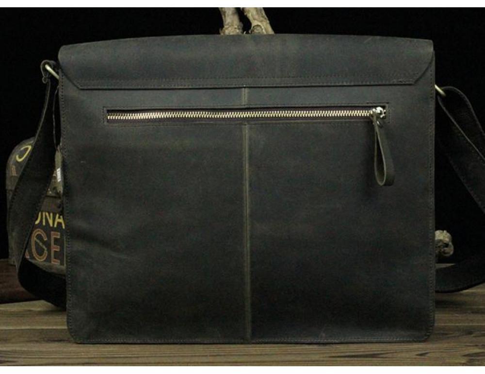Мужская сумка на плечо Bexhill BXA603BD тёмно-коричневый - Фото № 2