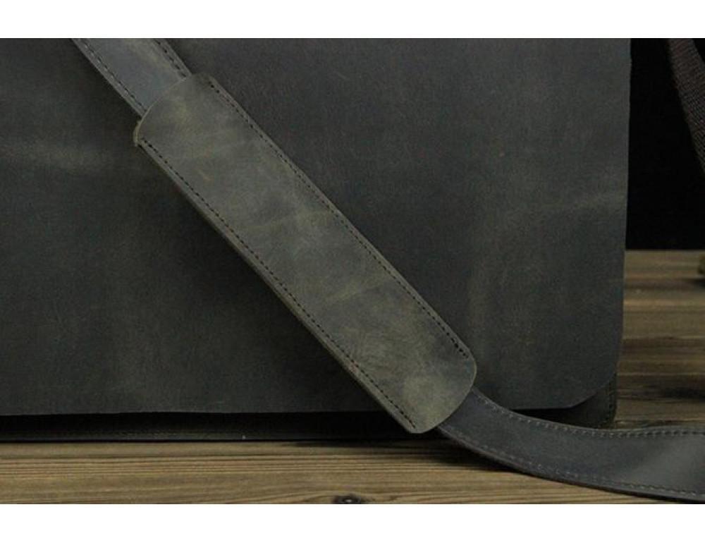 Мужская сумка на плечо Bexhill BXA603BD тёмно-коричневый - Фото № 5
