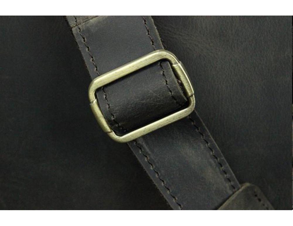 Мужская сумка на плечо Bexhill BXA603BD тёмно-коричневый - Фото № 6