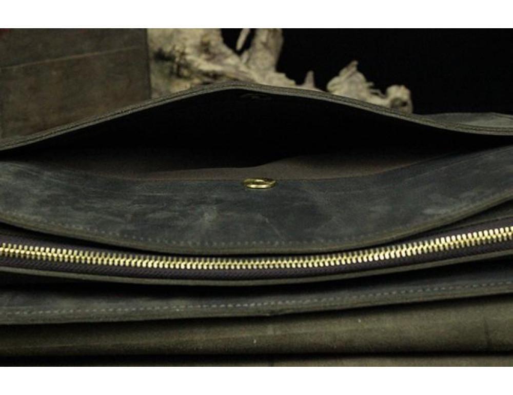 Мужская сумка на плечо Bexhill BXA603BD тёмно-коричневый - Фото № 8