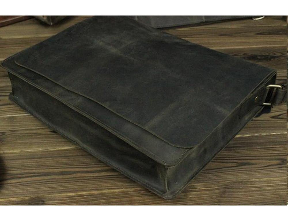 Мужская сумка на плечо Bexhill BXA603BD тёмно-коричневый - Фото № 9
