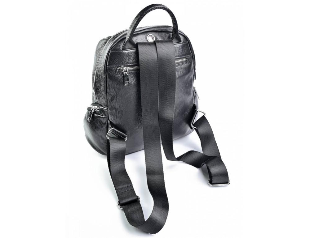 Женский кожаный рюкзак TIDING BAG M48-2045A - Фото № 2