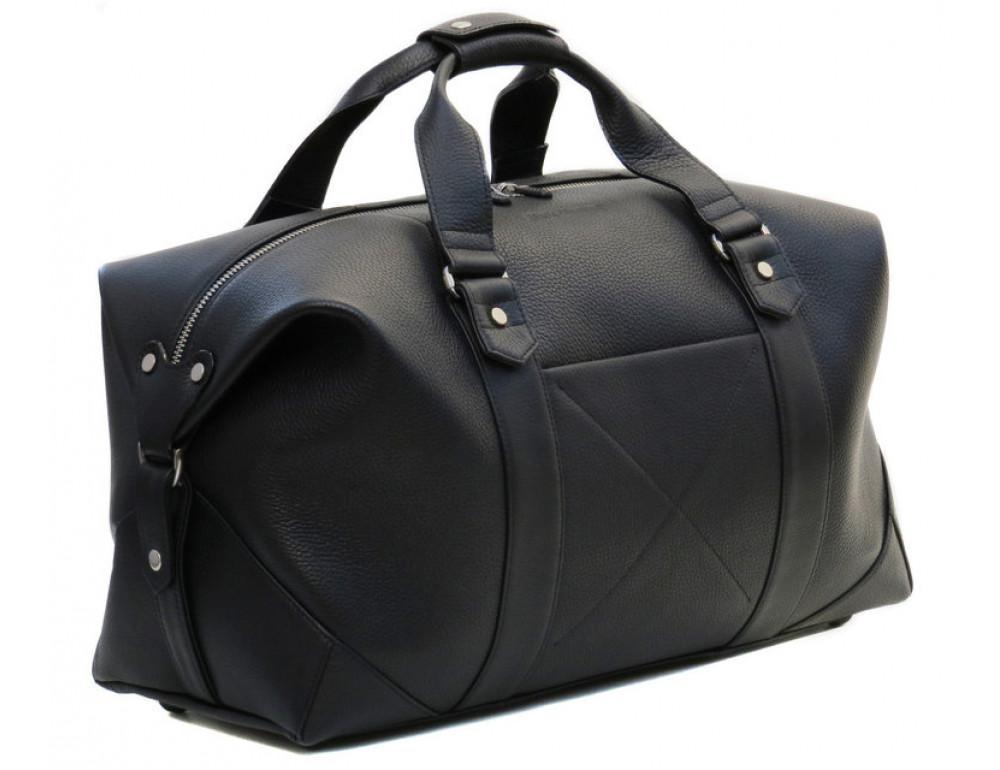 Мужская дорожная сумка Black Diamond BD32AF чёрная - Фото № 2