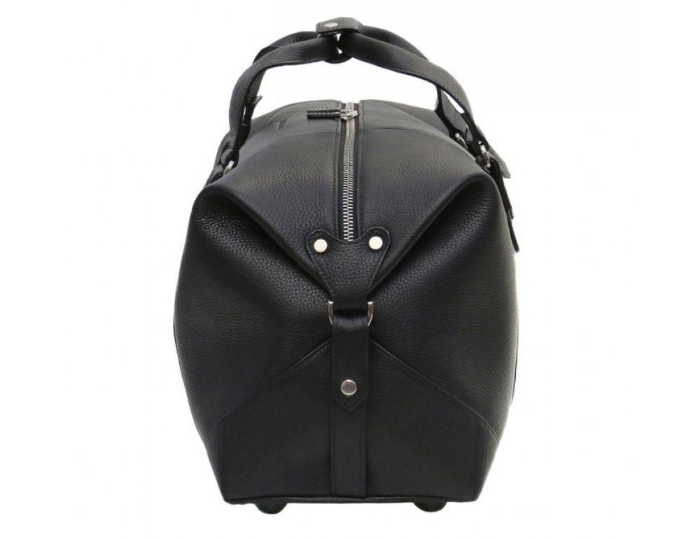 Мужская дорожная сумка Black Diamond BD32AF чёрная - Фото № 5