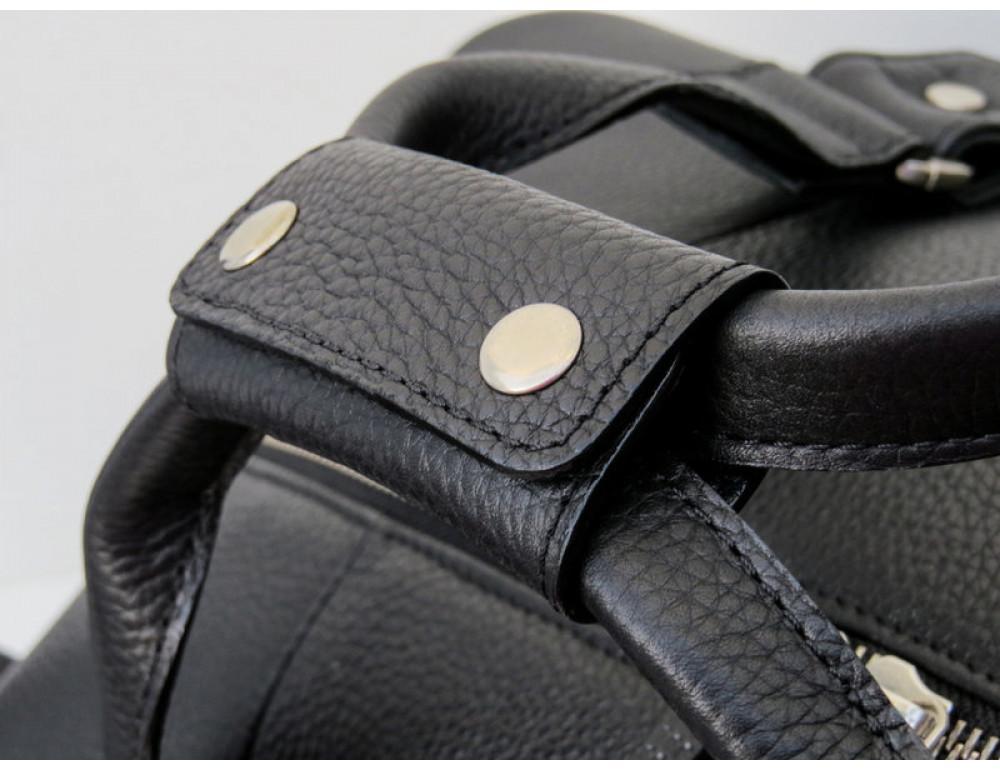 Мужская дорожная сумка Black Diamond BD32AF чёрная - Фото № 7