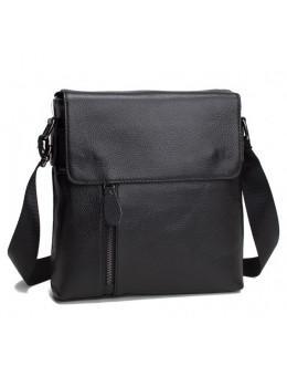 Мужская кожаная сумка через плечо TIDING BAG A25-238-1A
