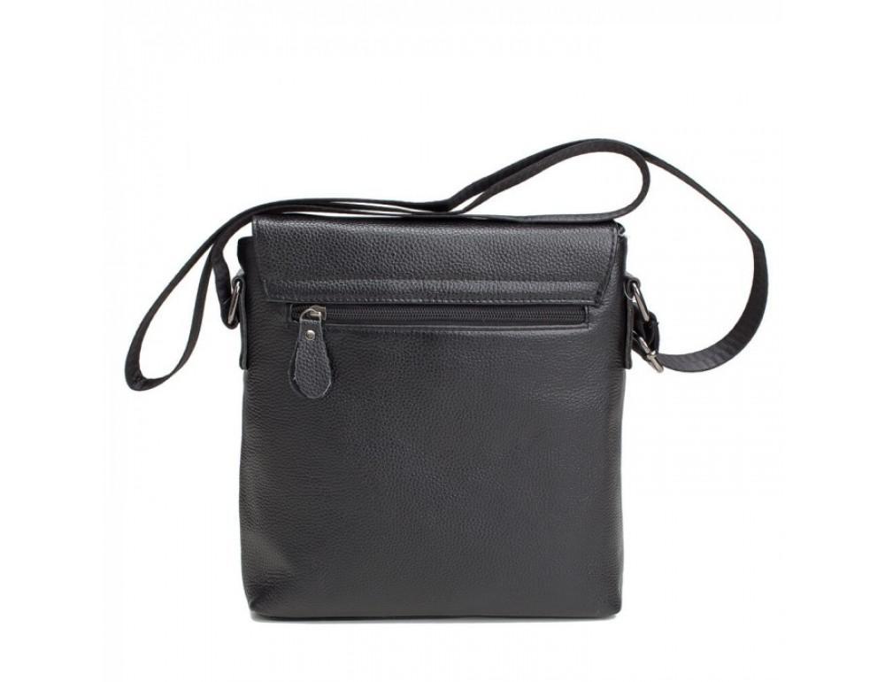 Мужская кожаная сумка через плечо TIDING BAG A25-238-1A - Фото № 3