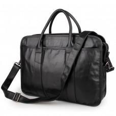 Мужская кожаная сумка JASPER-MAINE 7321A