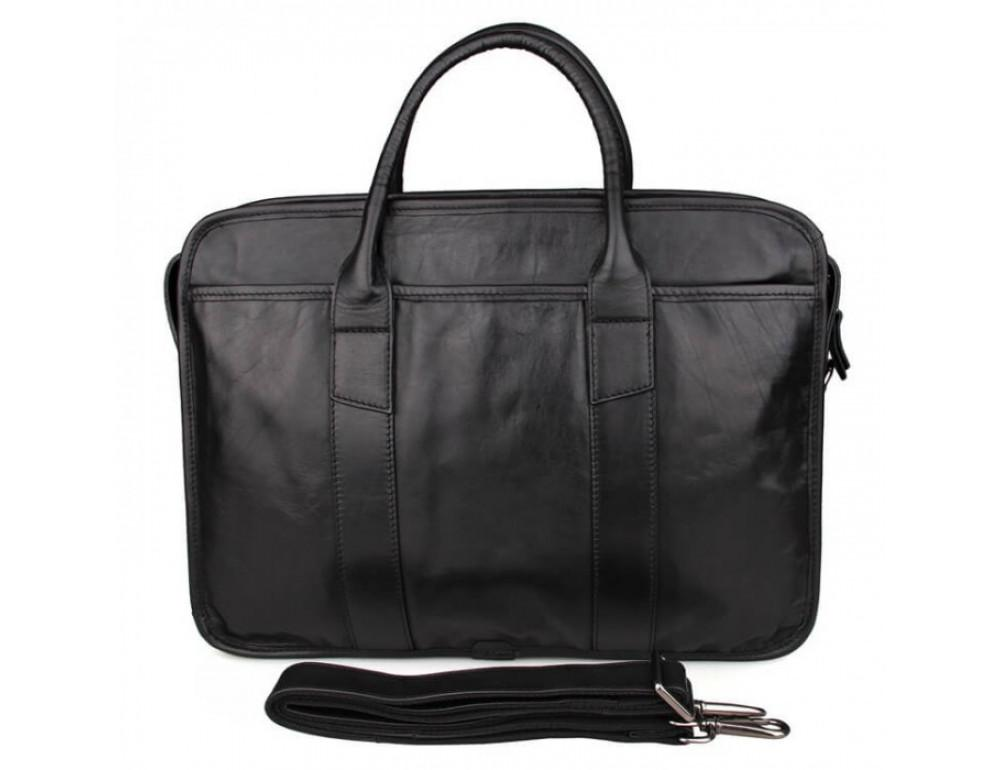 Мужская кожаная сумка JASPER-MAINE 7321A - Фото № 2