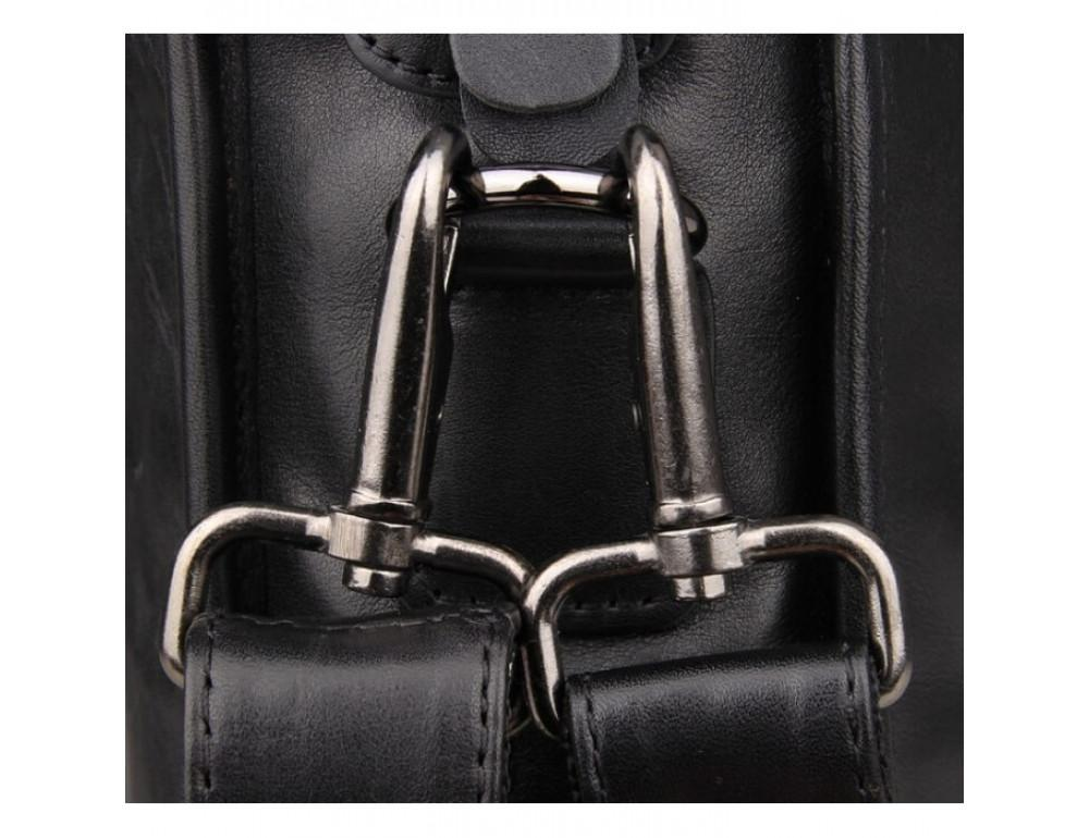 Мужская кожаная сумка JASPER-MAINE 7321A - Фото № 10