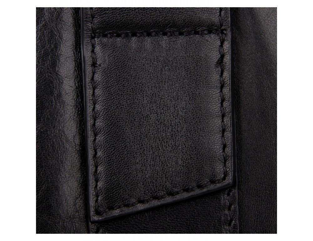 Мужская кожаная сумка JASPER-MAINE 7321A - Фото № 9