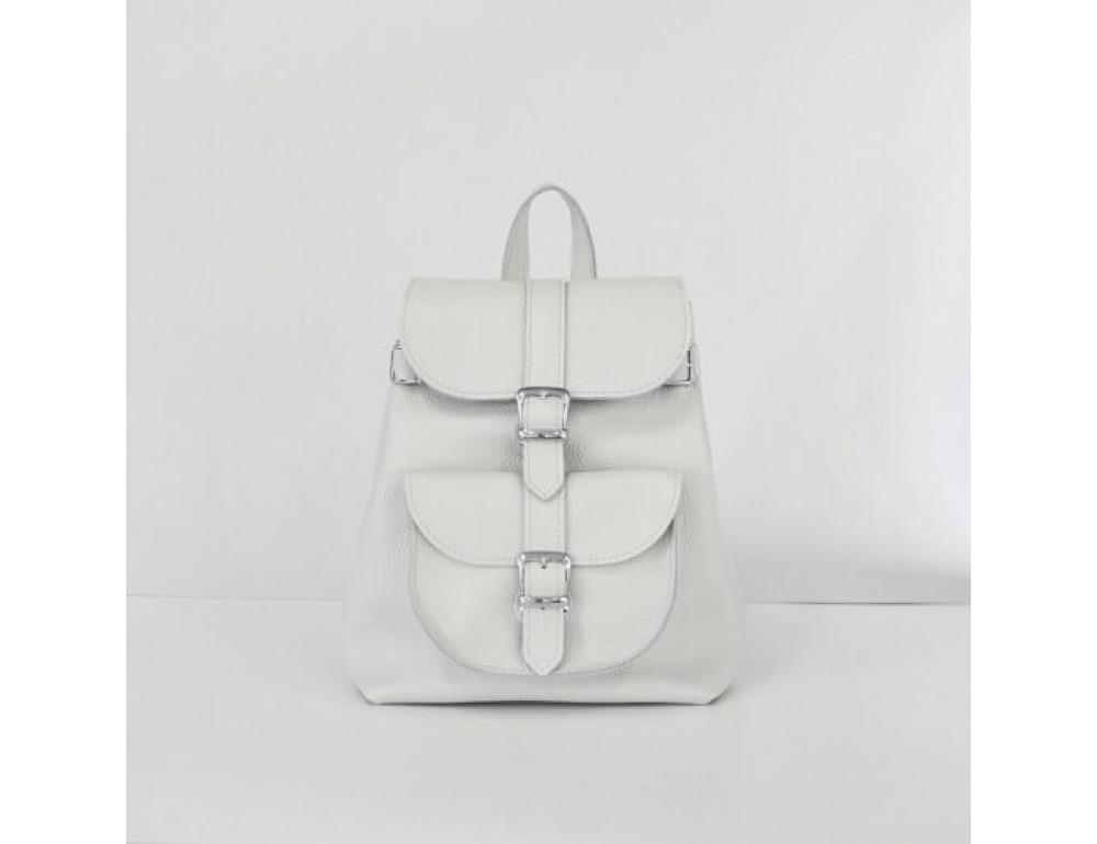 Кожаный рюкзак СLASSIC WHITE NEW