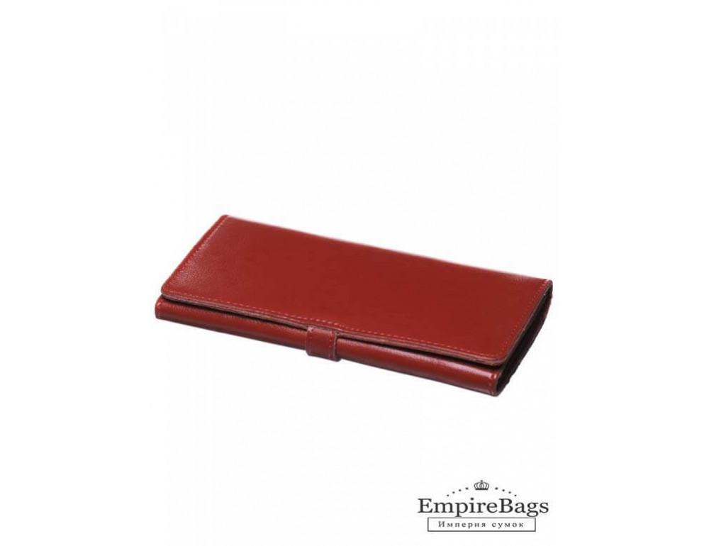 Кожаный кошелёк Tiding Bag M38-1831R - Фото № 3