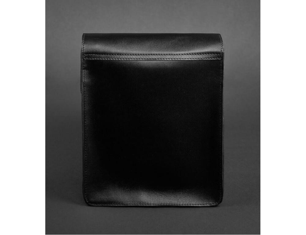 Мужской кожаный мессенджер Blanknote BN-BAG-18-g - Фото № 5