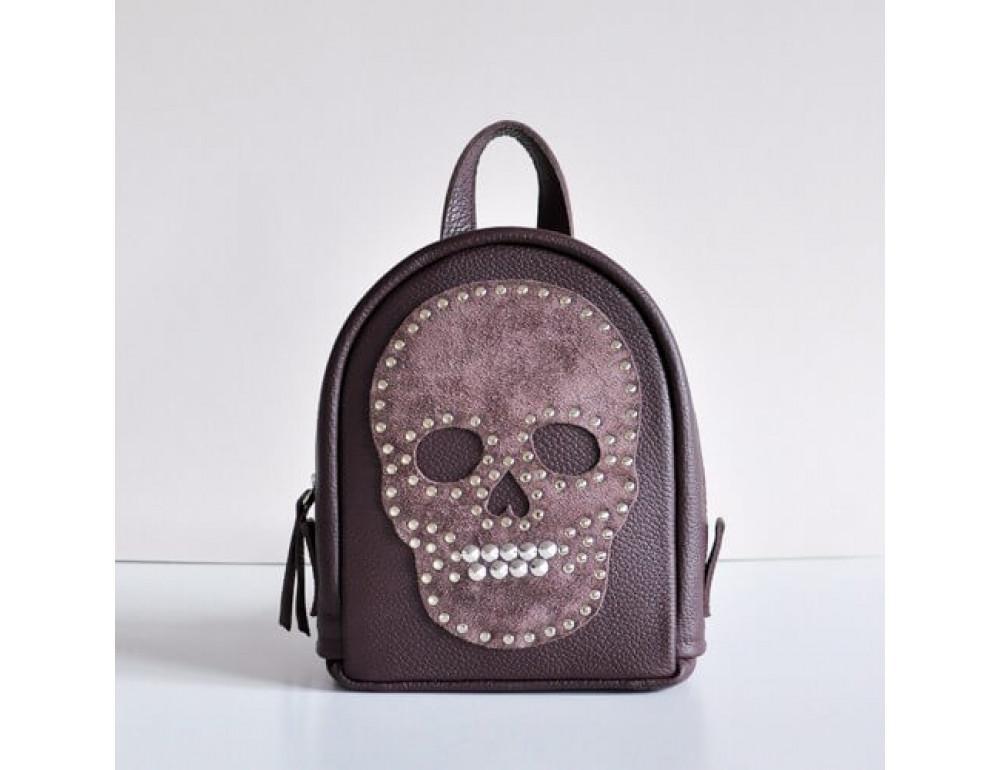 Кожаный рюкзак jizuz Baby Sport Roger Wine