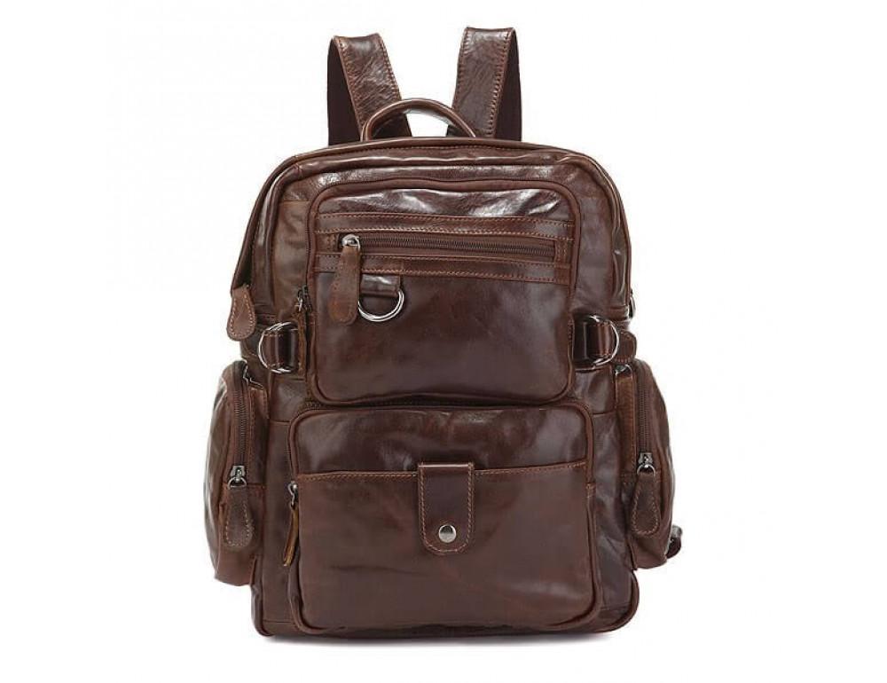 Шкіряний рюкзак TIDING BAG 7042Q - Фотографія № 3