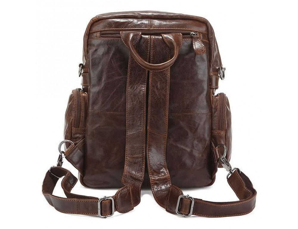 Шкіряний рюкзак TIDING BAG 7042Q - Фотографія № 2