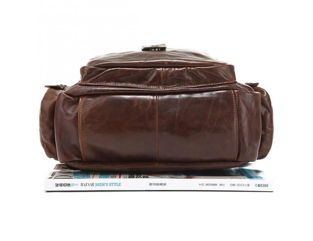 Шкіряний рюкзак TIDING BAG 7042Q - Фотографія № 4