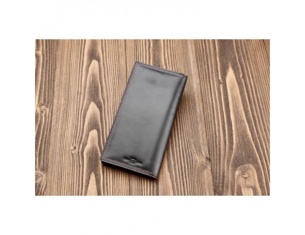 Мужской кожаный портмоне Ruff Ryder 3533P - Фото № 4