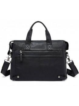 Кожаная сумка для ноутбука JASPER & MAINE 7120A-1