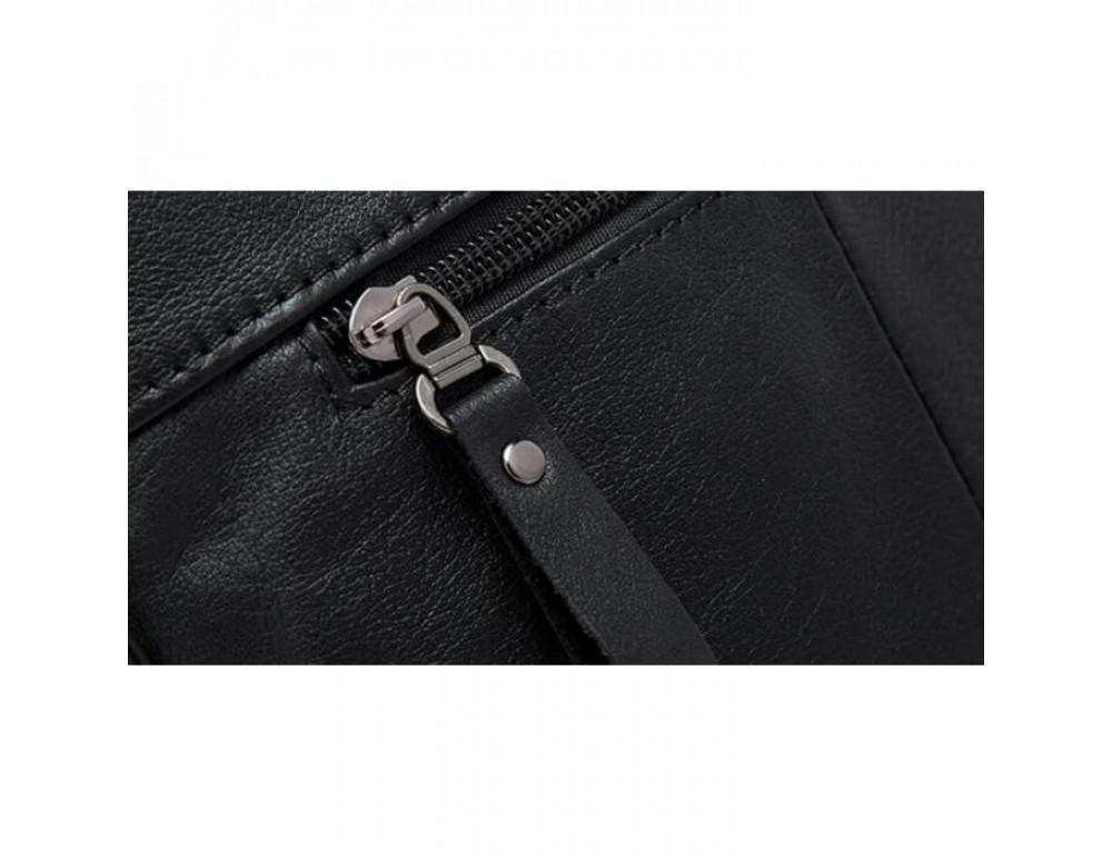 Кожаная сумка для ноутбука JASPER & MAINE 7120A-1 - Фото № 9