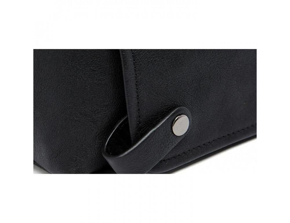 Кожаная сумка для ноутбука JASPER & MAINE 7120A-1 - Фото № 8
