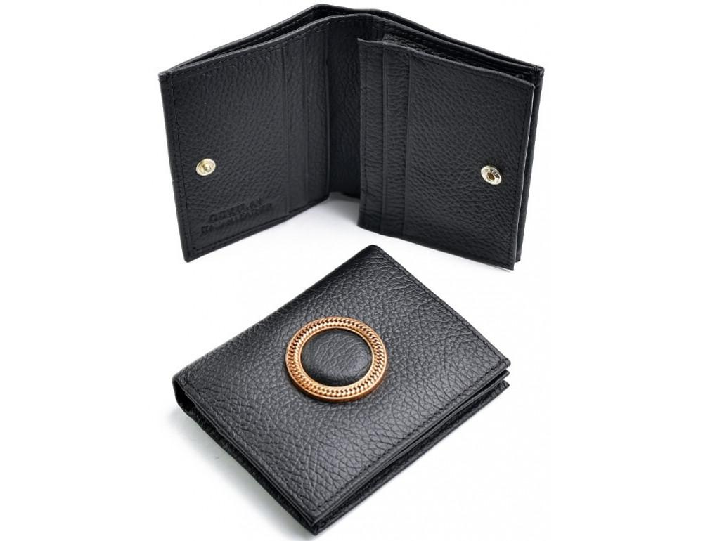 Жіночий шкіряний гаманець Guxilai G1580A