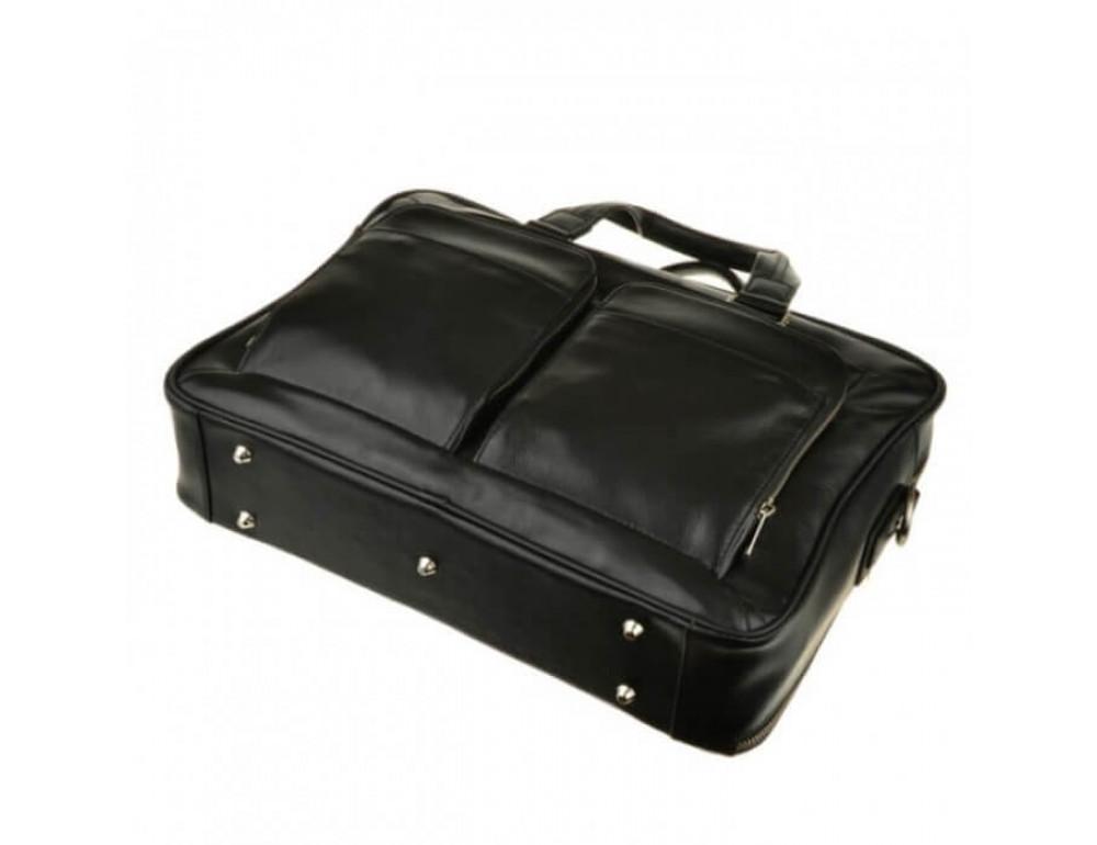 Мужская кожаная сумка Blamont Bn035A - Фото № 4