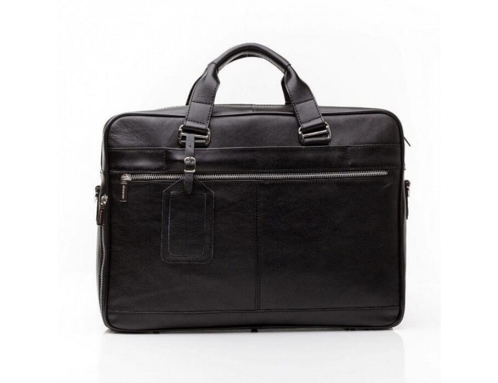 Мужская кожаная сумка Blamont Bn035A - Фото № 5