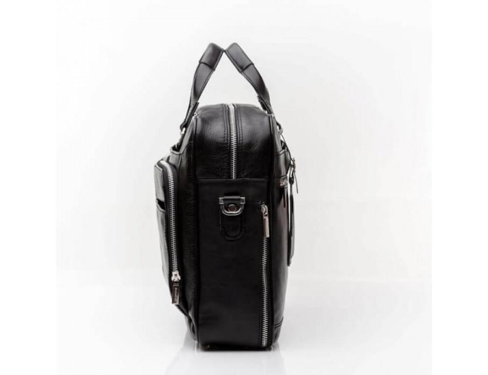 Мужская кожаная сумка Blamont Bn035A - Фото № 6