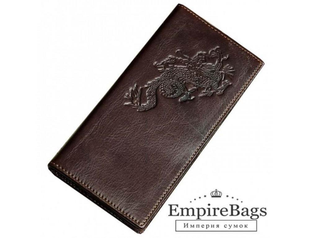 Кожаный портмоне TIDING BAG 87038C - Фото № 1