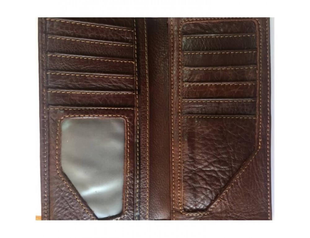 Кожаный портмоне TIDING BAG 87038C - Фото № 4