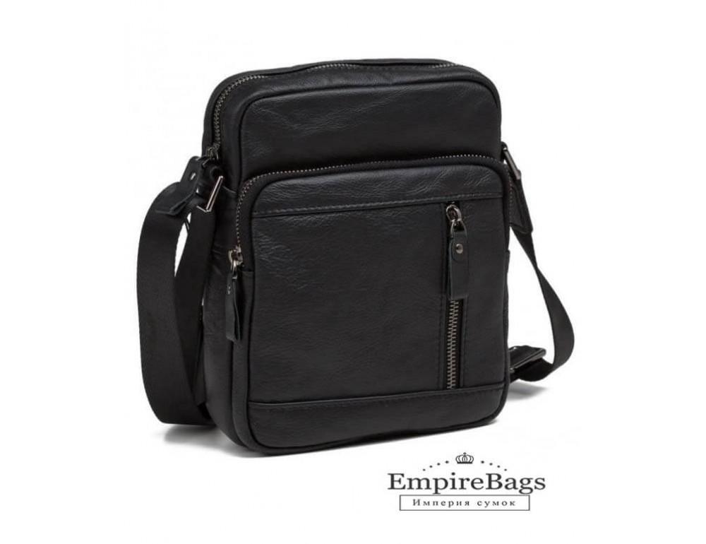 Мужская кожаная сумка на плечо TIDING BAG 8028A