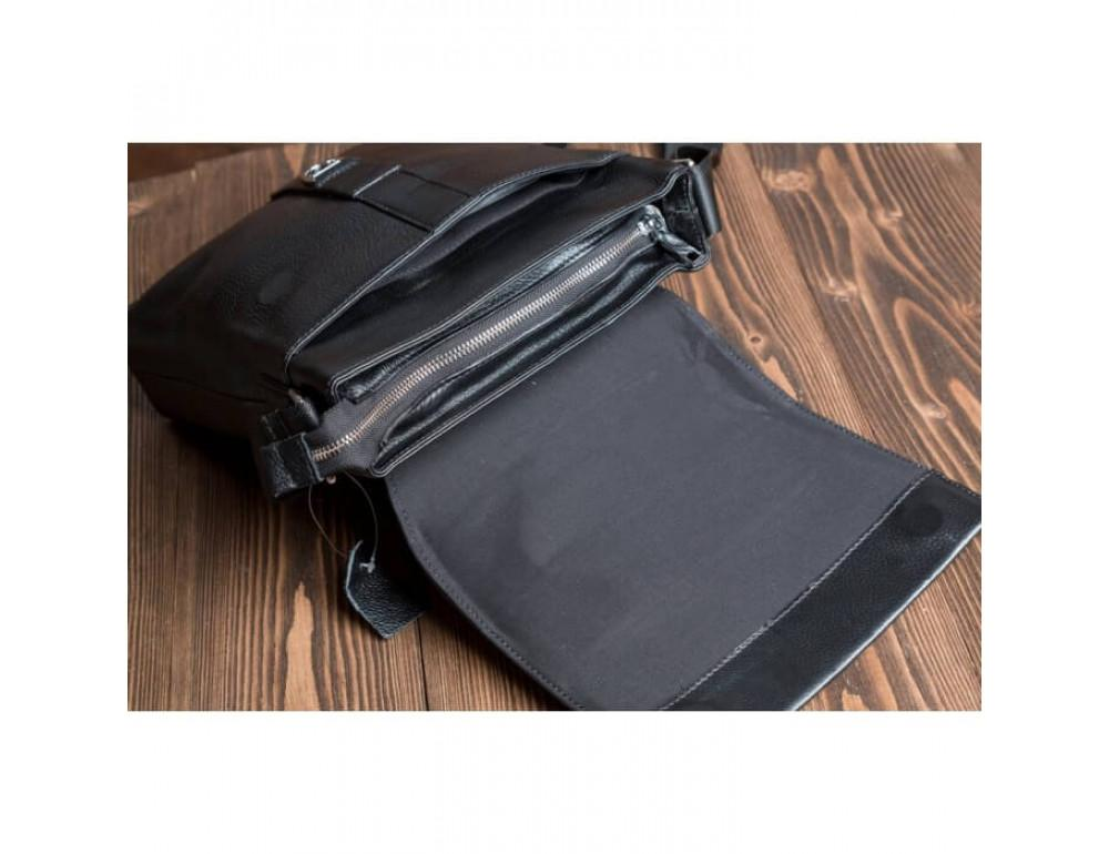 Мужской кожаный мессенджер TIDING BAG M2860A - Фото № 5