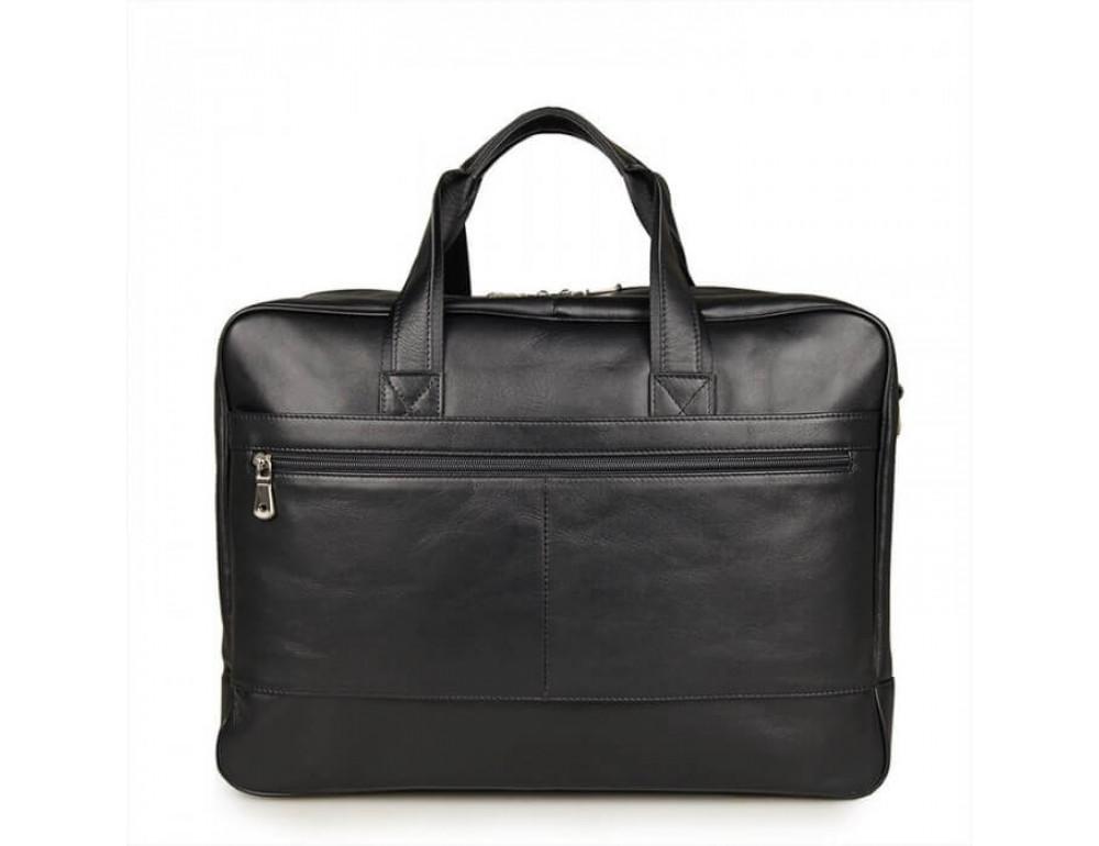 Кожаная сумка JASPER-MAINE 7319A - Фото № 2