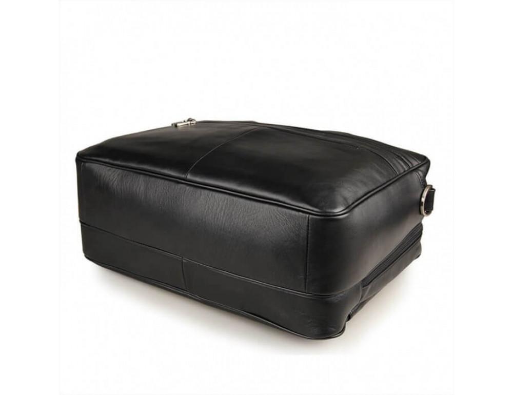 Кожаная сумка JASPER-MAINE 7319A - Фото № 4