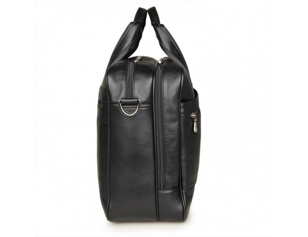 Кожаная сумка JASPER-MAINE 7319A - Фото № 5