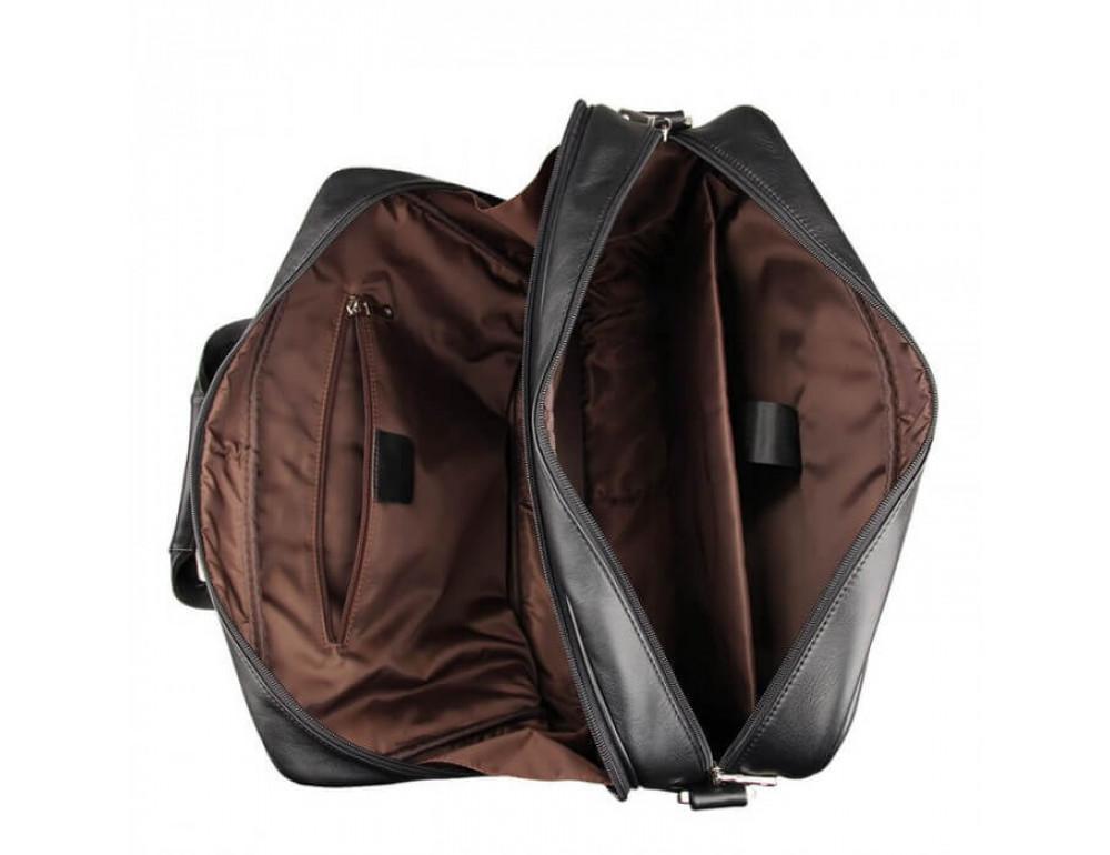 Кожаная сумка JASPER-MAINE 7319A - Фото № 8