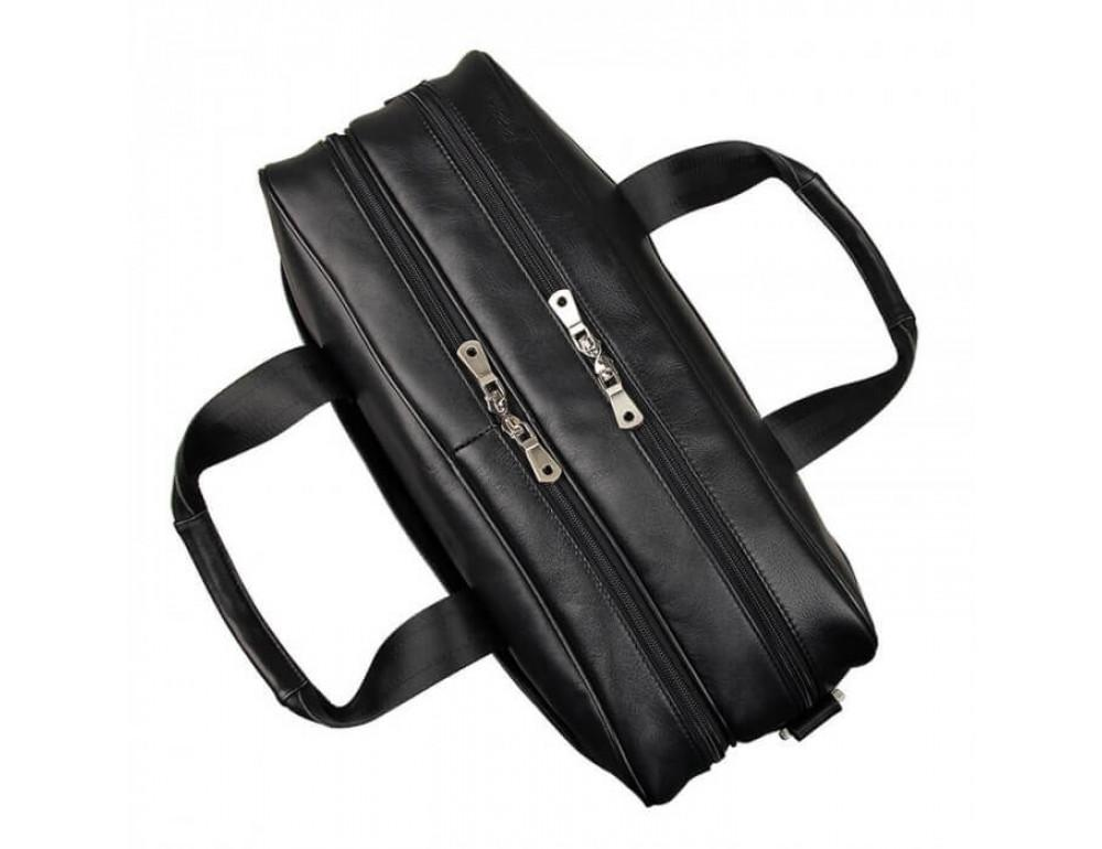Кожаная сумка JASPER-MAINE 7319A - Фото № 9