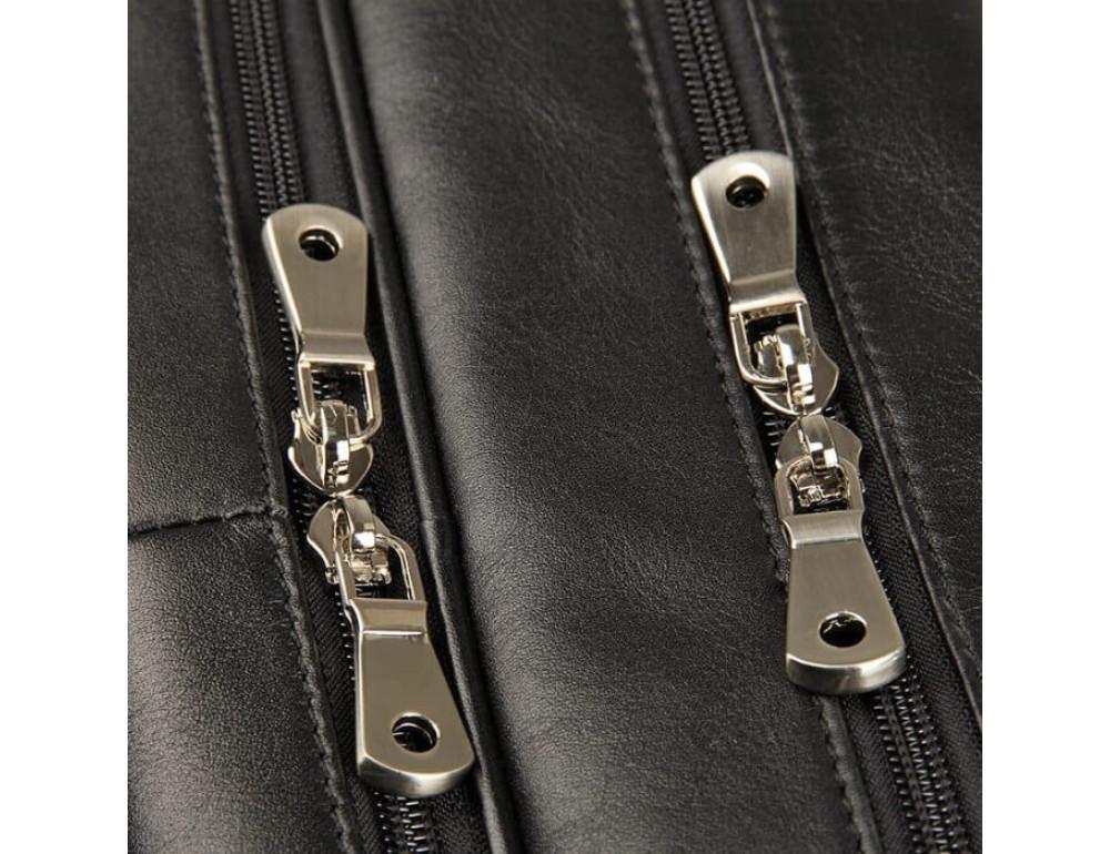 Кожаная сумка JASPER-MAINE 7319A - Фото № 12