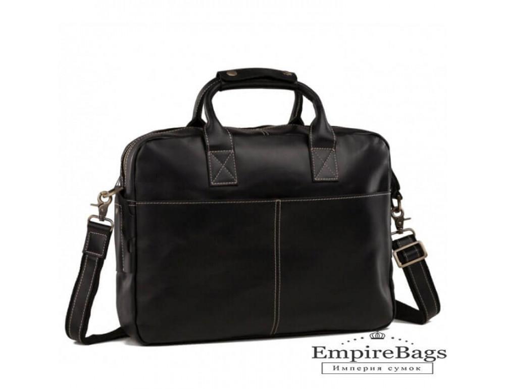 Мужская кожаная сумка TIDING BAG T1019A - Фото № 1