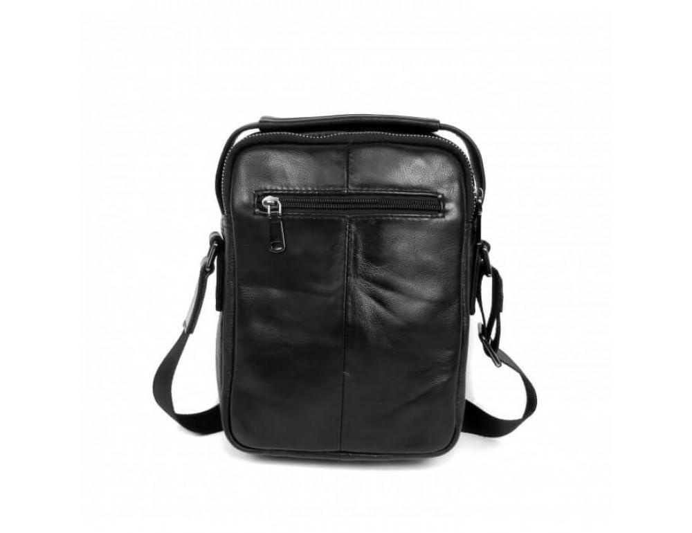 Мужская кожаная сумка на плечо TIDING BAG 5005A - Фото № 3