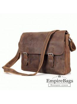 Кожаная сумка через плечо TIDING BAG 6002LR-2