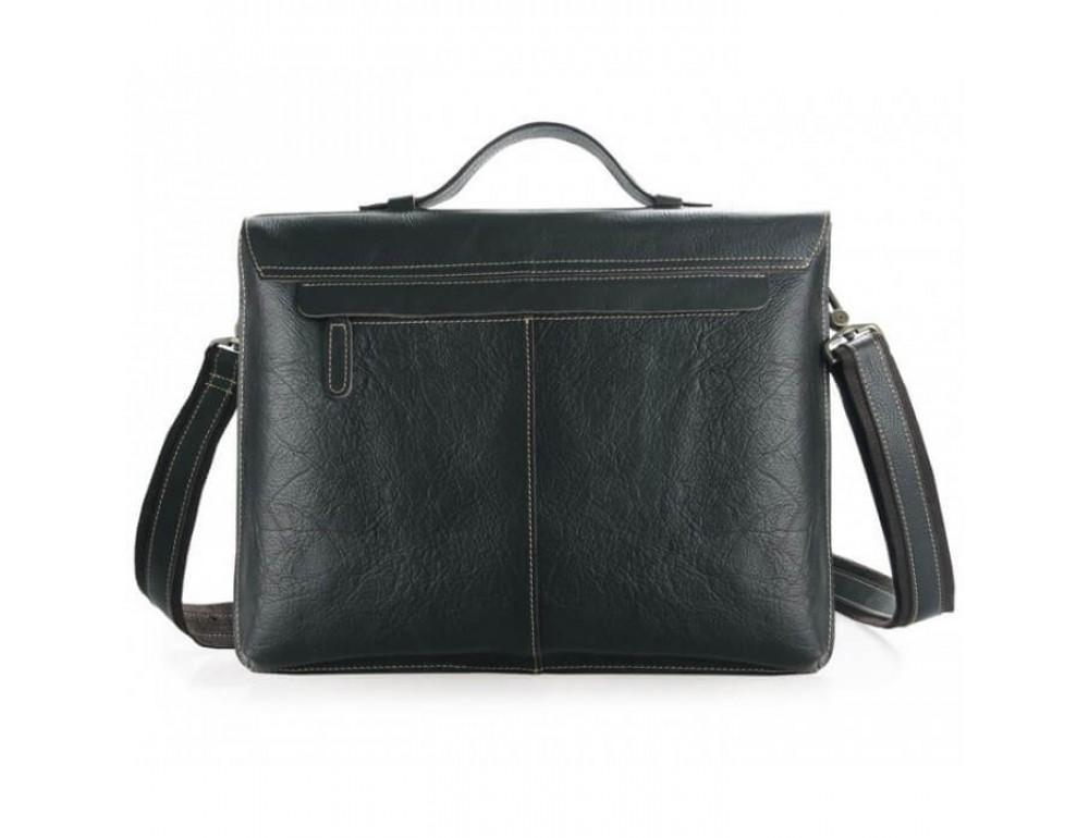Мужской кожаный портфель TIDING BAG 7090A - Фото № 2