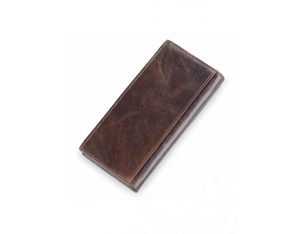 Мужской кожаный портмоне TIDING BAG 8011-1Q - Фото № 2