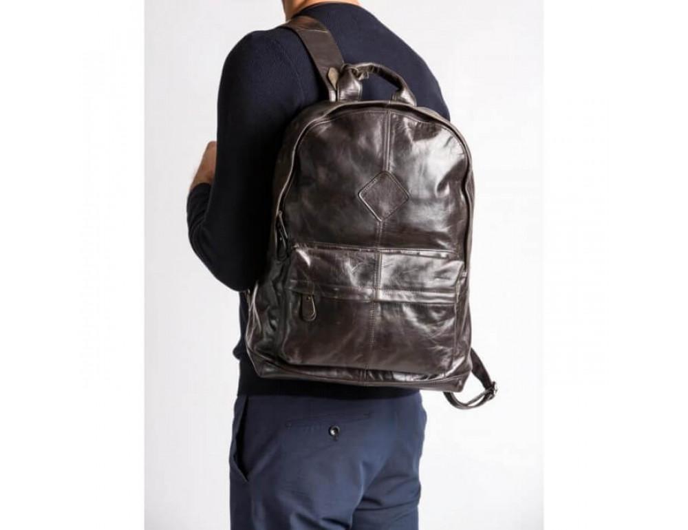 Винтажный городской рюкзак TIDING BAG 9007J - Фото № 2