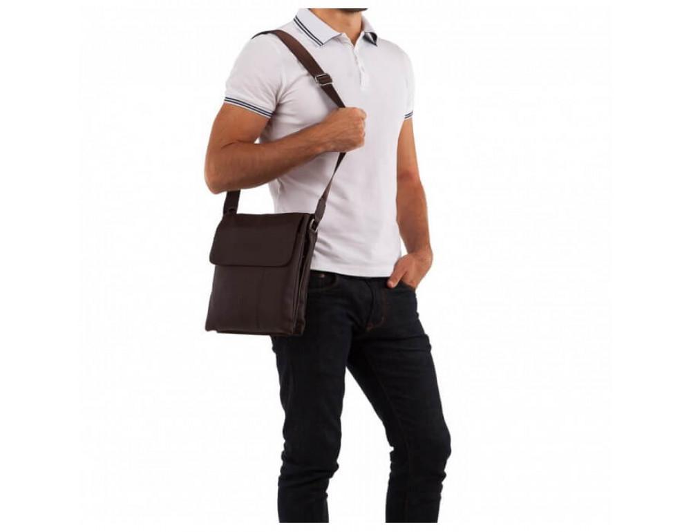 Мужская сумка мессенджер TIDING BAG A25-064C - Фото № 2